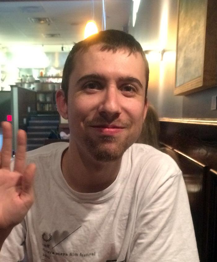 Chris Boeckmann, Programmer, True/False, Columbia, Missouri