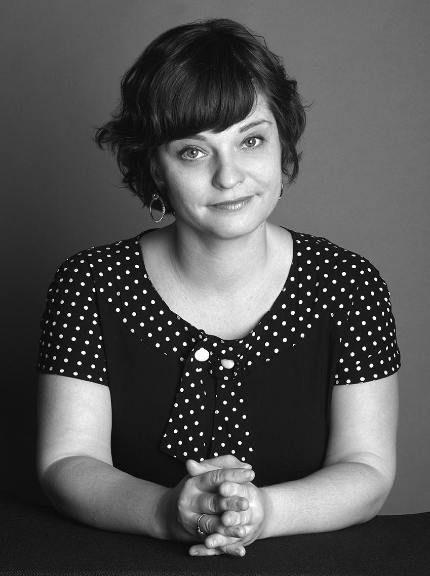 Filmmaker Penny Lane. Photo: Albert Sanchez