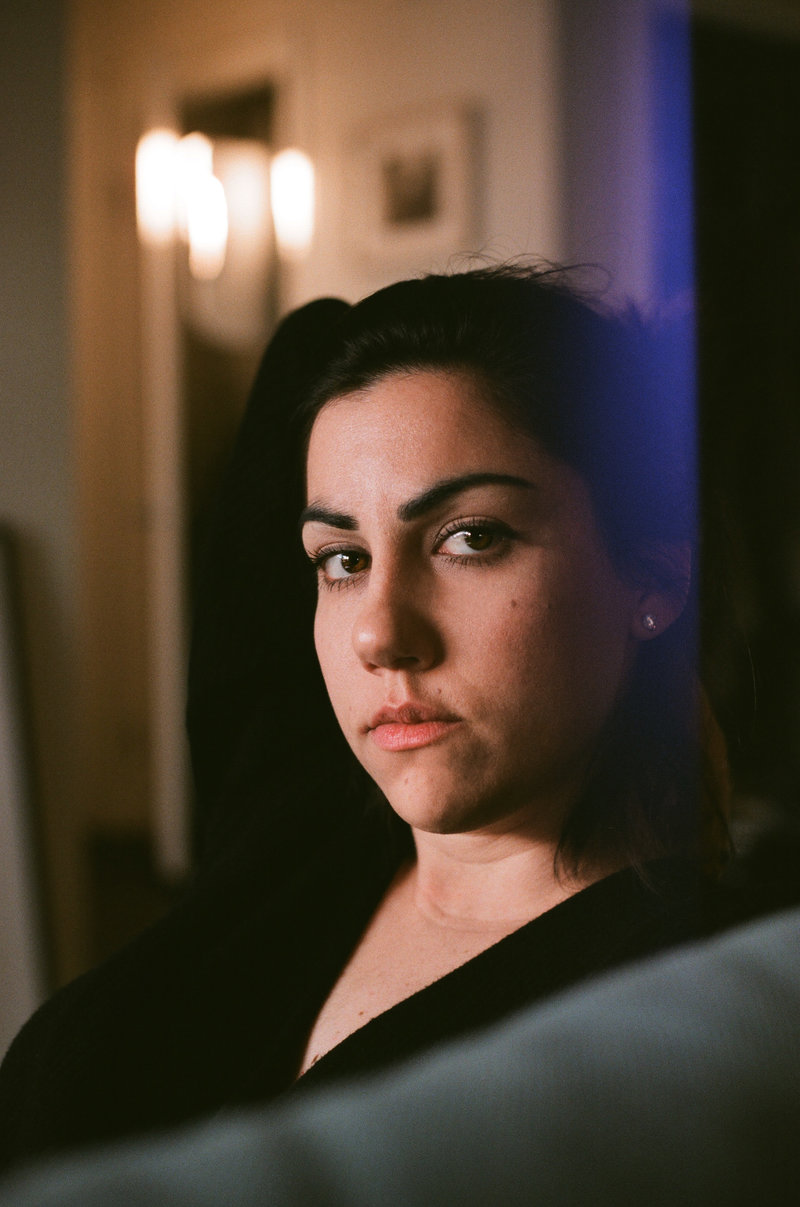 Filmmaker Rayka Zehtabchi