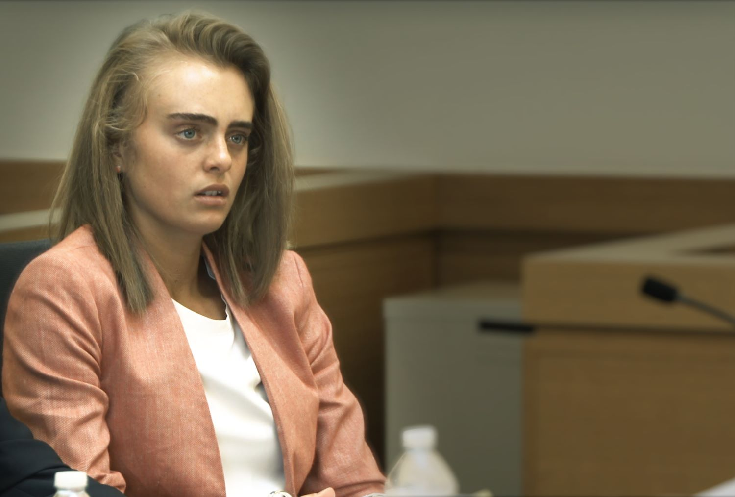 From Eric Lee Carr's 'I Love You, Now Die: The Commonwealth vs. Michelle Carter . Courtesy of HBO