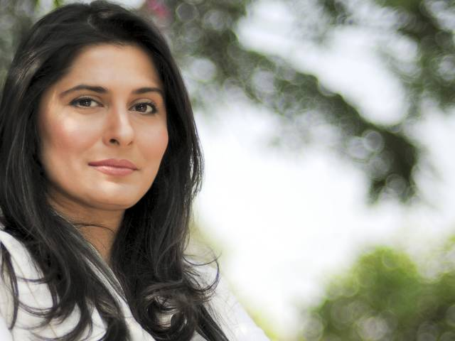 Filmmaker Sharmeen Obaid-Chinoy