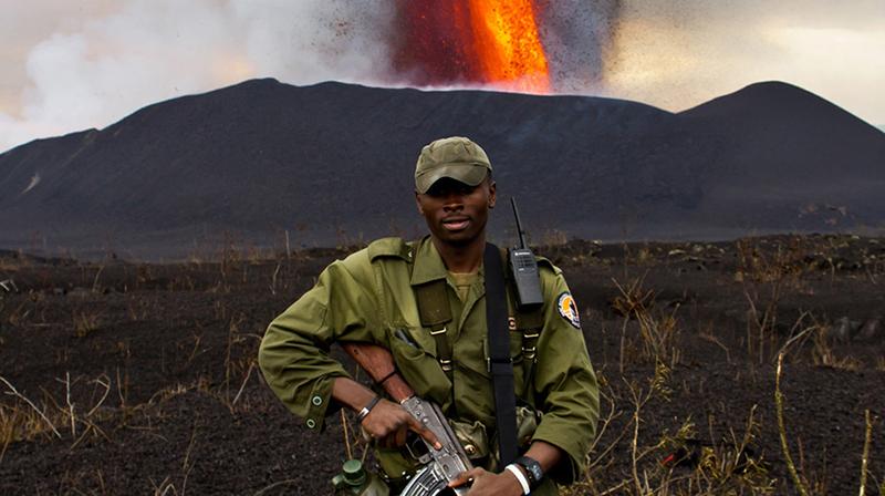 From Orlando von Einsiedel's 'Virunga'. Photo © Orlando von Einsiedel.