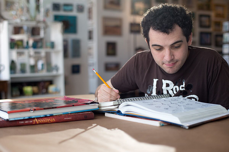 Owen Suskind, subject of Roger Ross Williams' 'Life, Animated'