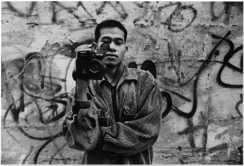 From Spencer Nakasano's 1995 documentary <em>a.k.a. Don Bonus</em> (Dir.: Sokly Ng).  Photo: Leland Wong