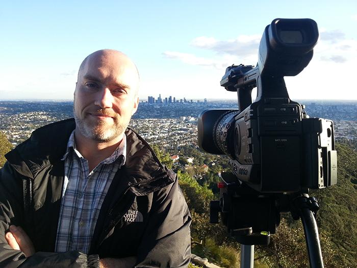 Filmmaker Mike Todd.