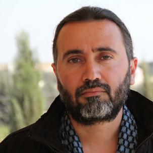 Filmmaker Talal Derkel