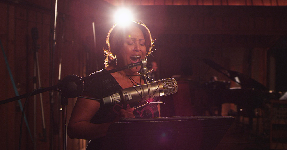 From Morgan Neville's Academy Award-winning 'Twenty Feet from Stardom.' Courtesy of RADiUS-TWC.