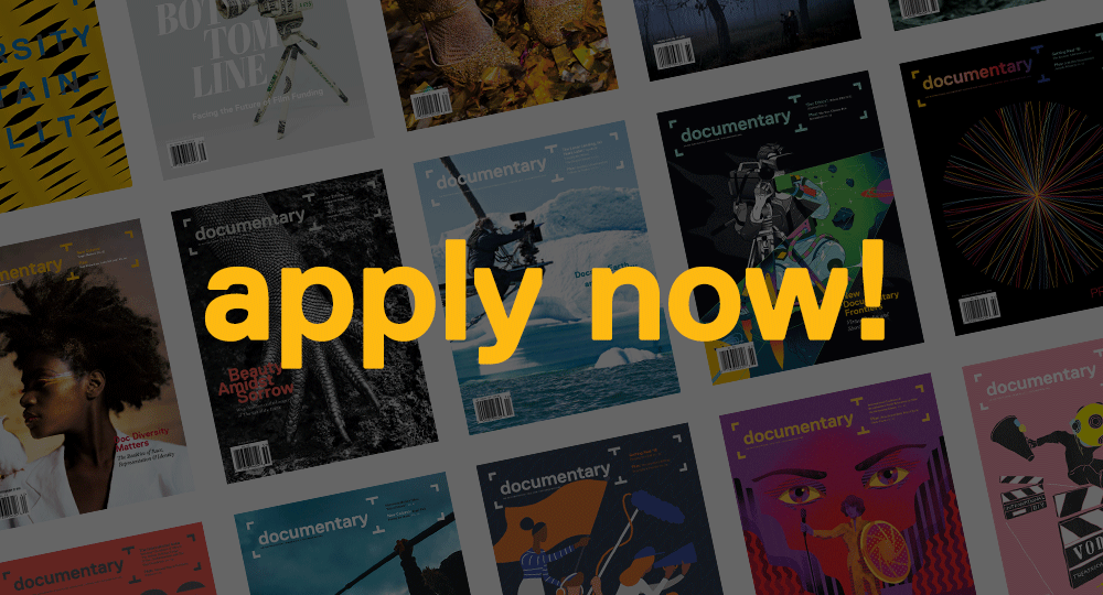 IDA Open Call for Documentary Magazine Editorial Fellows