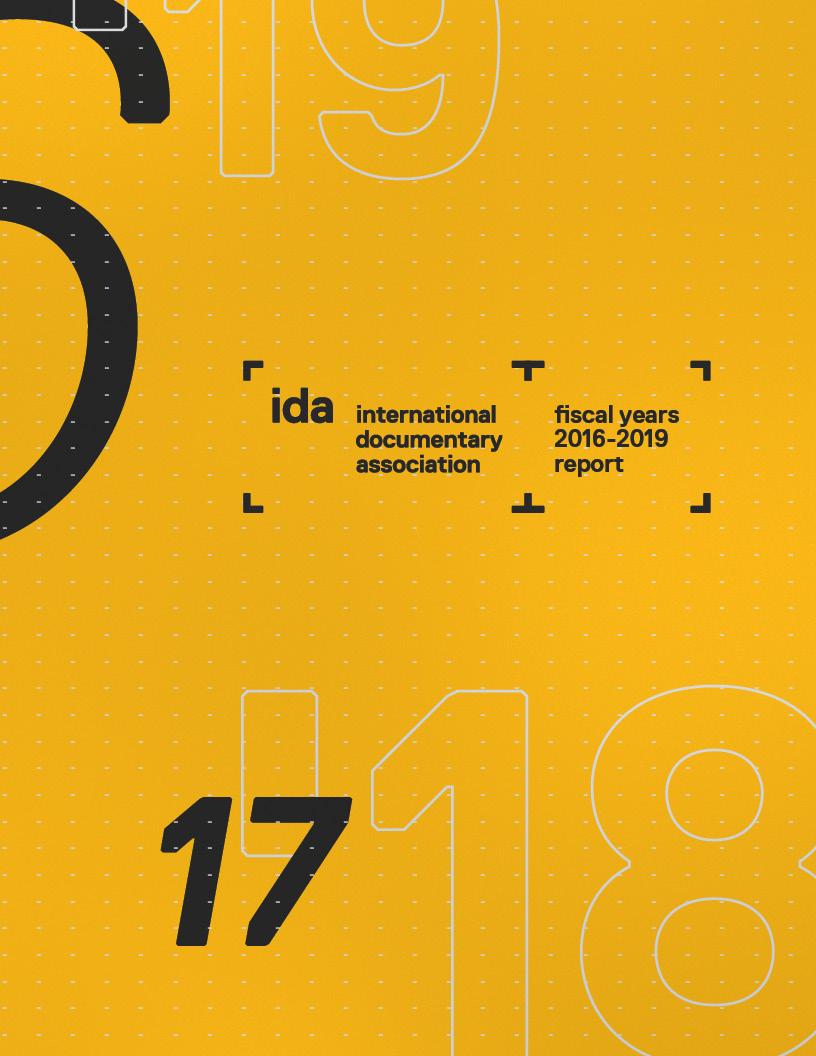 IDA 2016-2019 Report
