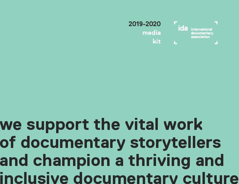 IDA Media Kit 19-20
