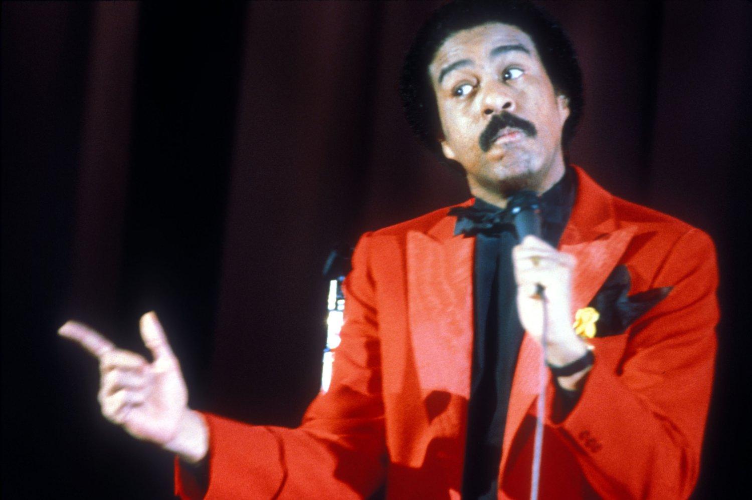 """From """"I Am Richard Pryor,"""" which premieres March 15 on Paramount Network. Photo: Rostar Kobal/Shutterstock"""