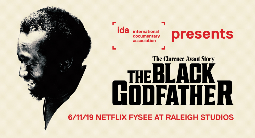IDA Presents: The Black Godfather