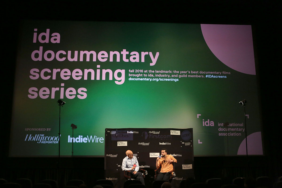 O.J.: Made in America director Ezra Edelman with John Horn