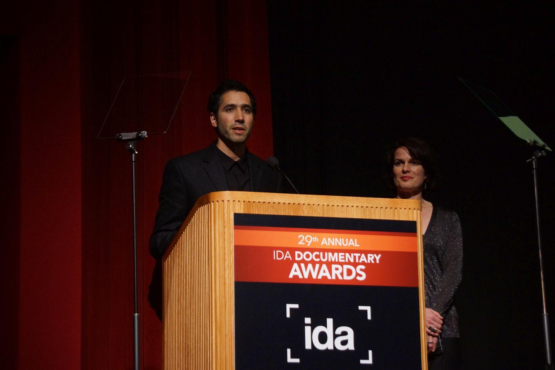 ida documentary awards 2013 international documentary association josh izenberg and amanda micheli s slomo wins best short
