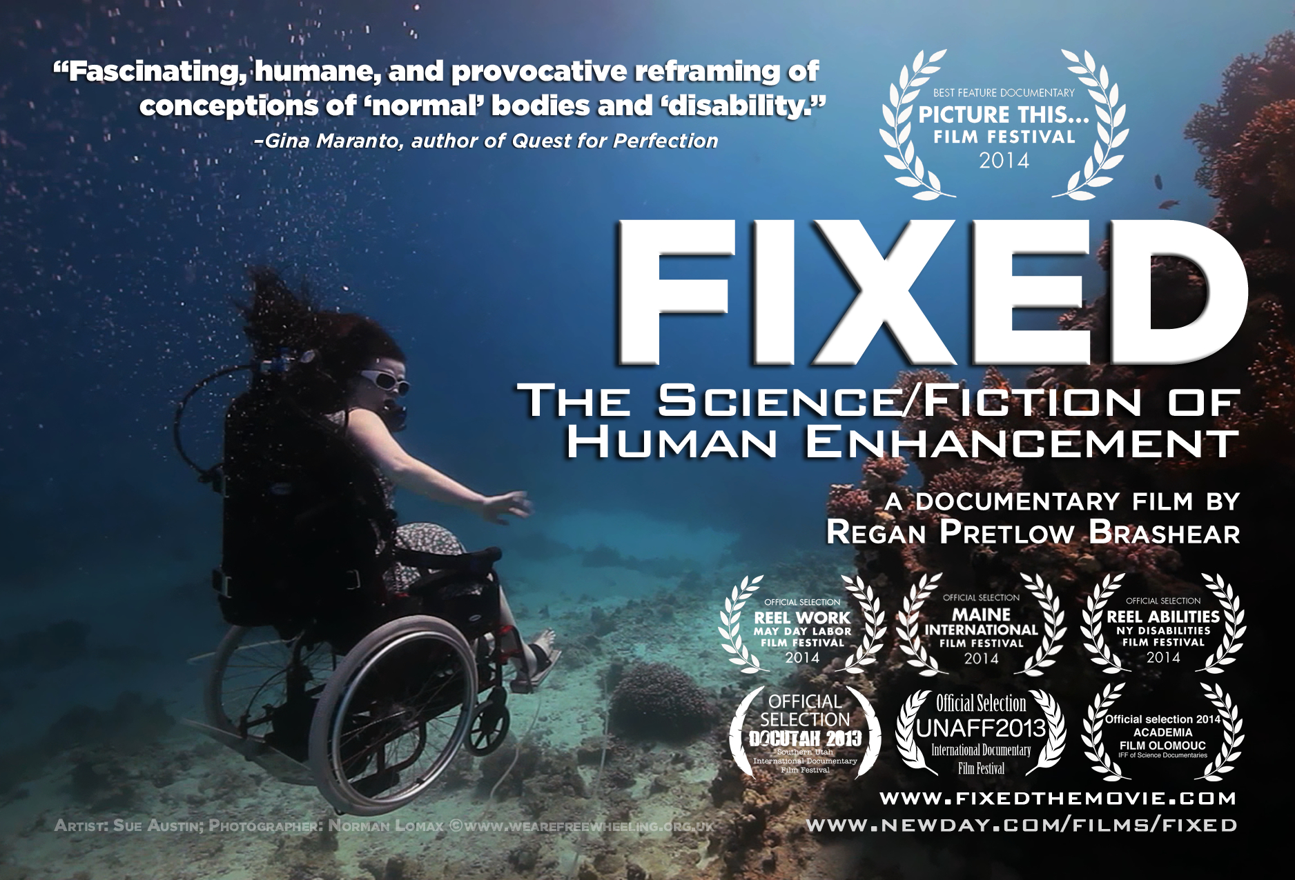 fixed  the science  fiction of human enhancement