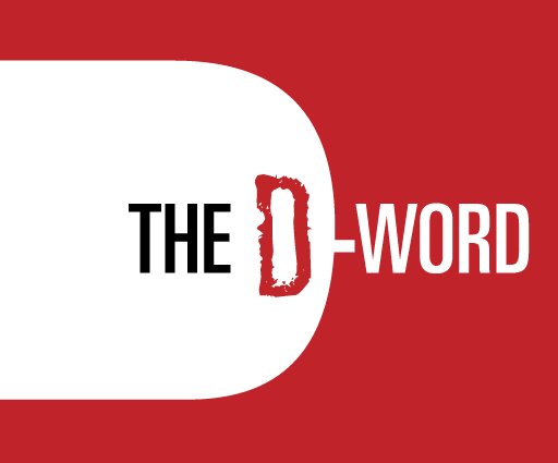 The D-Word Logo