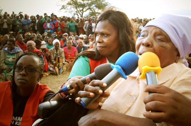 Kenyan women advocate for land rights in Testament