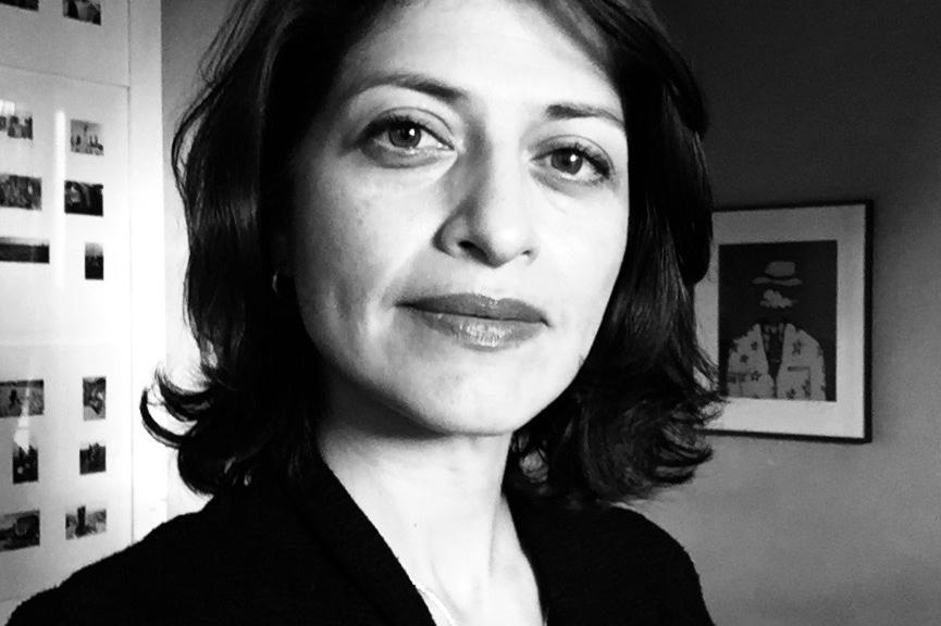 Filmmaker Nina Alvarez