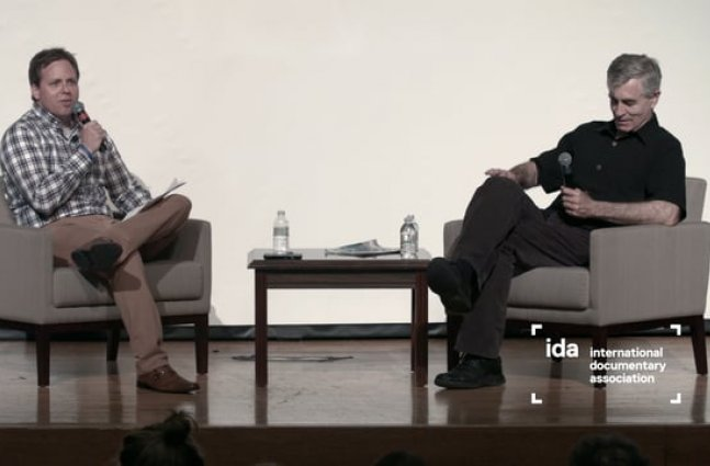 IDA Conversation Series: Steve James