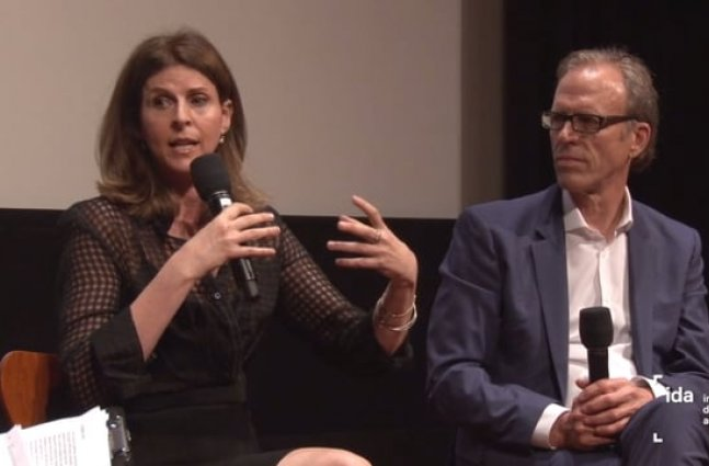 IDA Conversation Series: Kirby Dick and Amy Ziering