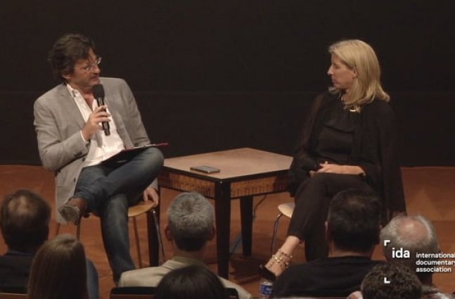 IDA Conversation Series: Rory Kennedy