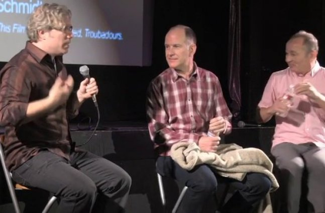 Doc U Point of View: A Conversation with Fenton Bailey and Randy Barbato