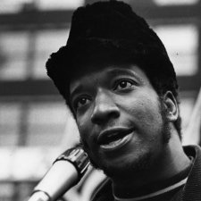 Fred Hampton, featured in Stanley Nelson's 'The Black Panthers: Vanguards of the Revolution.' Photo courtesy of Paul Sequeira.