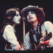 From Martin Scorsese's 'Rolling Thunder Revue: A Bob Dylan Story,' currently streaming on Netflix. Courtesy of Netflix.