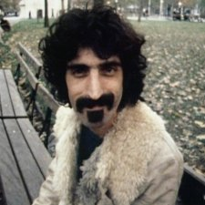 Frank Zappa, subject of Alex Winter's 'Zappa,' a Magnolia Pictures release. Photo: Roelof Kiers. Courtesy of Magnolia Pictures