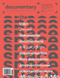 Cover of Documentary magazine Spring 2019 issue