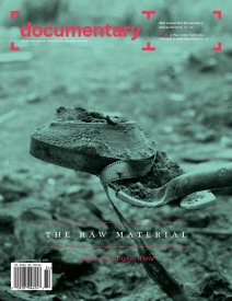 Cover of Documentary Magazine Winter 2018 Issue