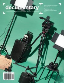 Cover of Documentary Magazine Winter 2020 Issue