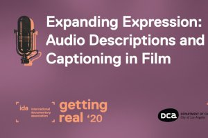 Play - Expanding Expression: Audio Descriptions and Captioning in Film