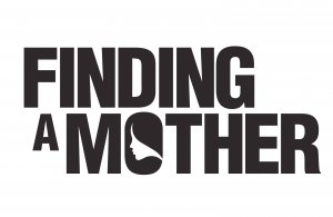 Finding a Mother logo in black.